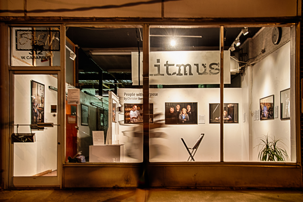 STUDIOS FOR RENT - Litmus Gallery and Studios: Downtown